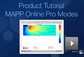 MAPP Online Pro Modes Product Tutorial